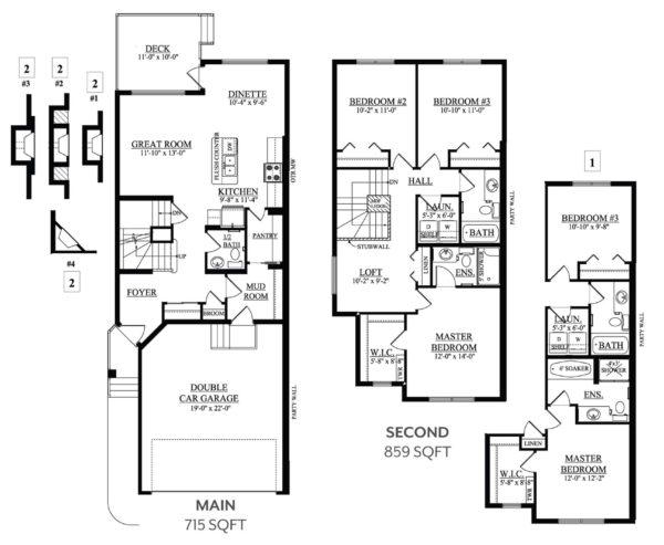 Gibson Oakley Floor Plan