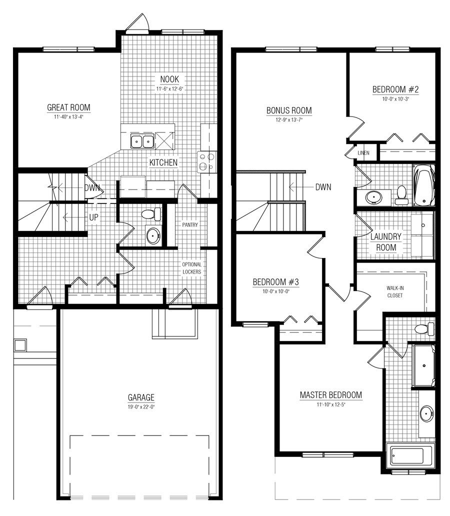 Swift Floor Plan