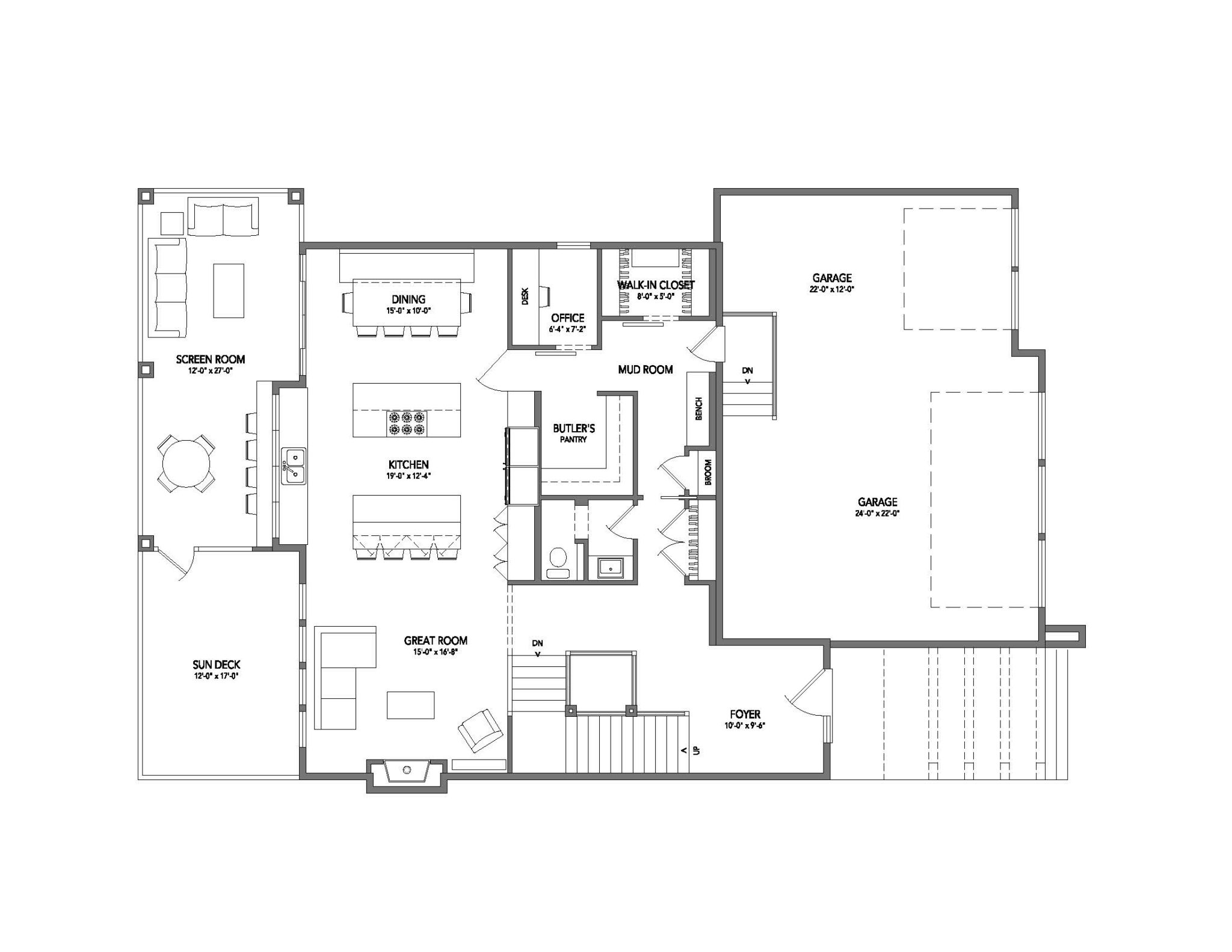 Floor Plan - Main