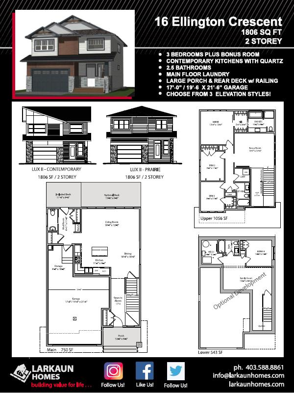 Brochure/Floor Plan