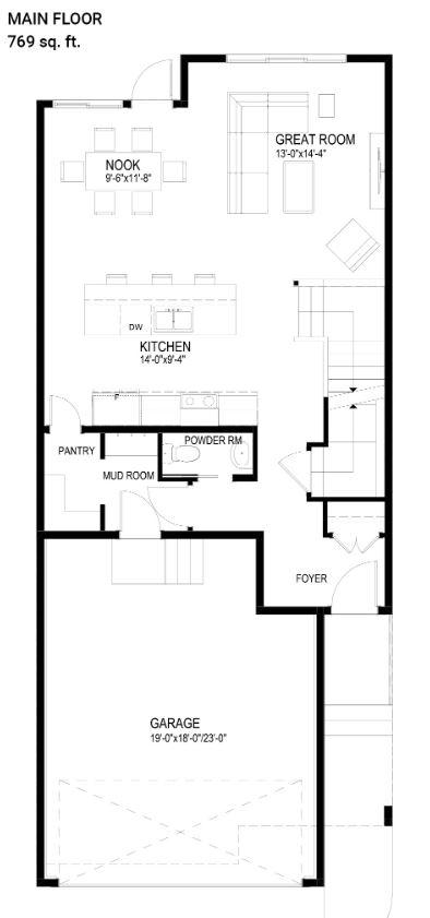 Floor Plan - Main